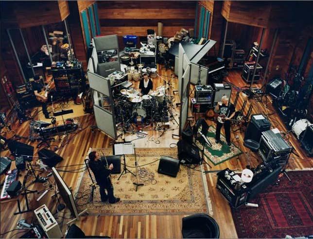 olympic studios live room