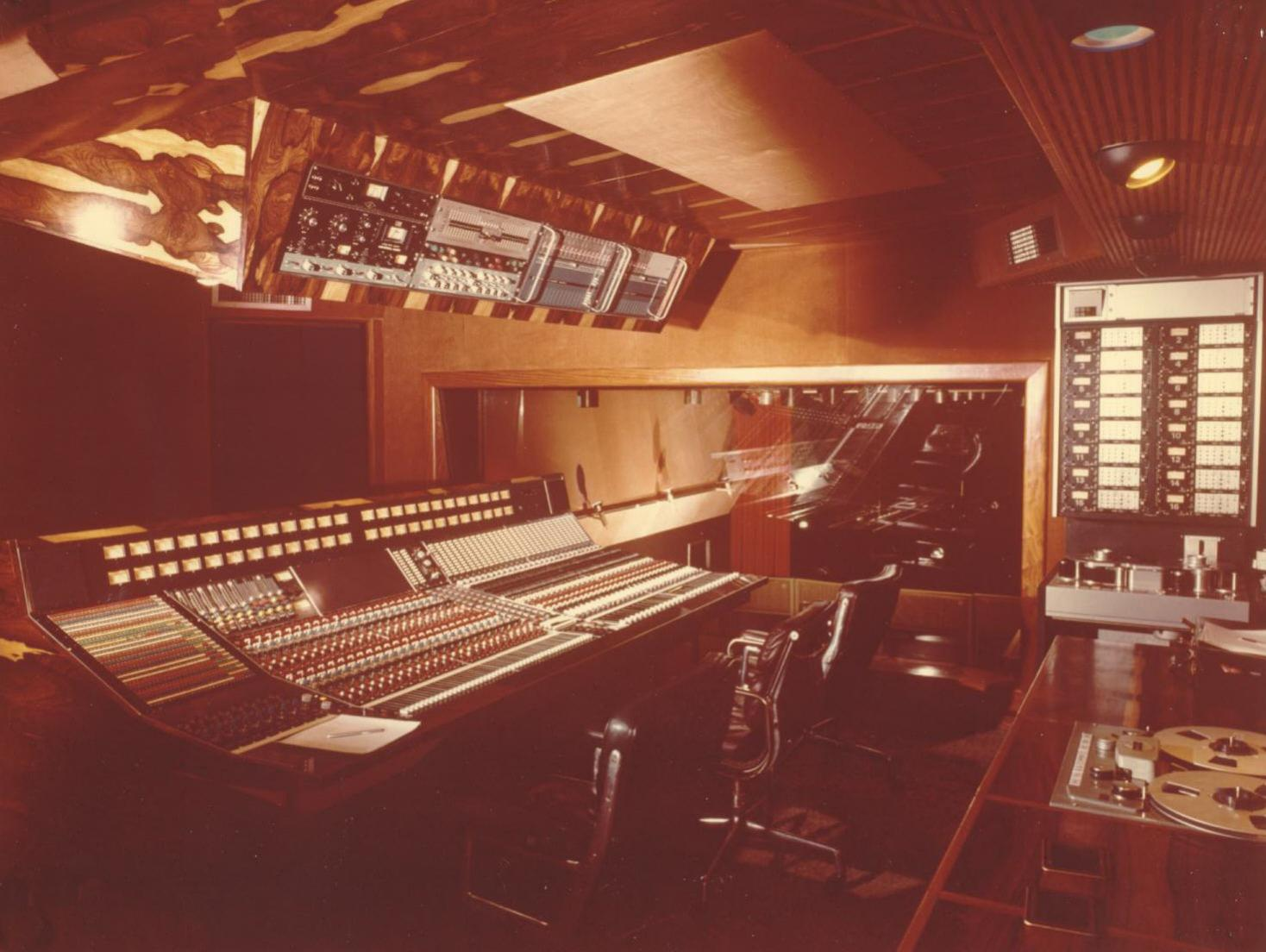 15 Of The Worlds Most Legendary Recording Studios
