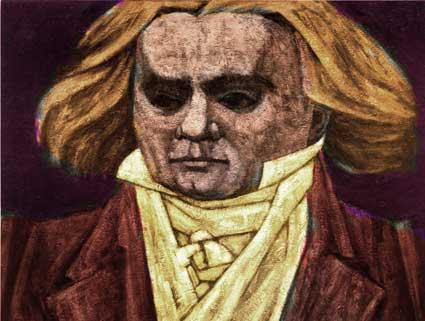 Image: Ludwig Van Beethoven by Neil Shevlin - All rights reserved