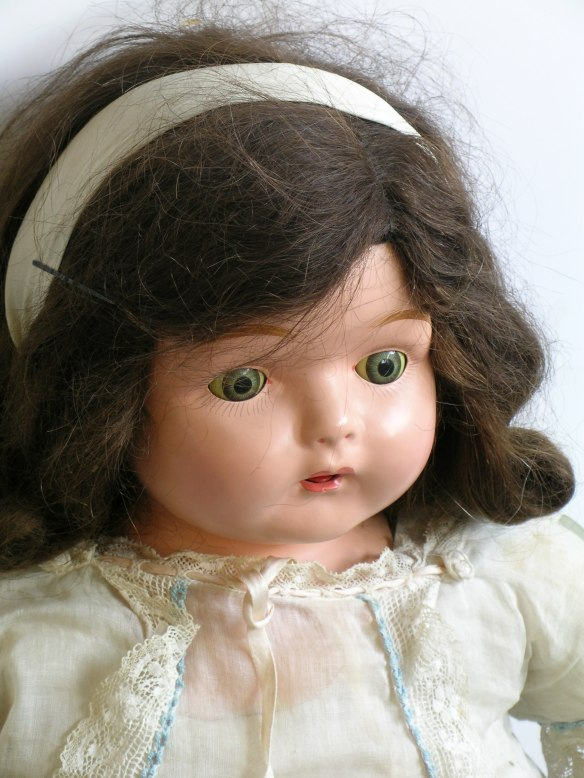 Talking Doll - Mae Starr by Universal Talking Toys Company U.S.A - 1930 Part of the EMI Group Archiev Trust Collection