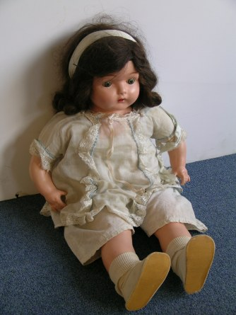 Talking Doll - Mae Starr by Universal Talking Toys Company U.S.A - 1930 Part of the EMI Group Archive Trust Collection